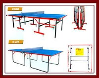 Eco N Joy Table Tennis Tables