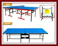 Jack Exotic Table Tennis Tables
