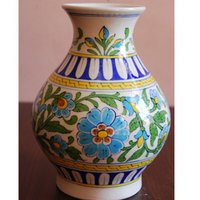 Blue Pottery Vases