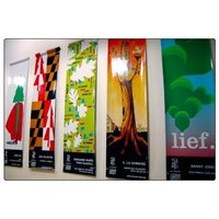 L D Foam Banner Printing