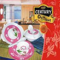 Melamine Unbreakable Dinner Set (Octave)