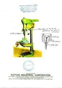 Bench Type Chain Mortising Machine