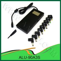90W Super Slim Universal Laptop Power Adapter For Home Use