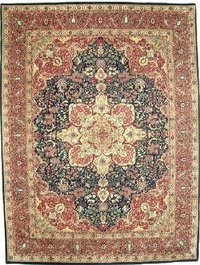 Hand Knotted Elegant Carpets