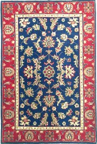 Hand Knotted Sleek Carpets