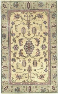 Hand Knotted Traditional Carpets
