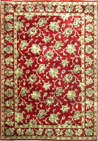 Hand Knotted Flooring Carpets