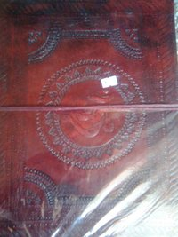 Handmade Paper Leather Cover Dairies