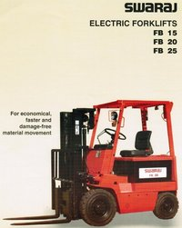 Forklift Electrical