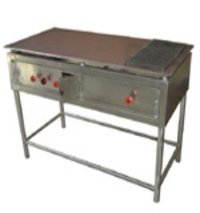 Chapati Hot Plate And Puffer (Lpg/Electric)