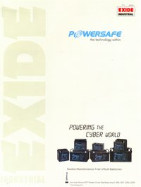 Exide SMF Batteries