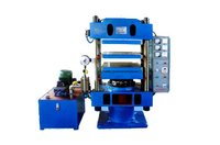 Plate Rubber Vulcanizing Machine