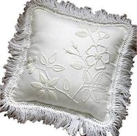 Silconized Fibre Back Cushion