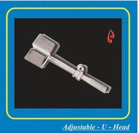 Adjustable U Head