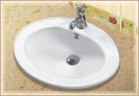 Top Counter Wash Basins