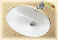 Rainbow Top/Under Wash Basins