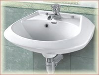 Diamond Wall Hung Basins