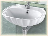 Crowny Wall Hung Basins