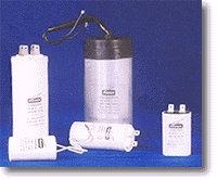 Motor And Air Condition Capacitors