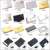 Visiting Card Boxes