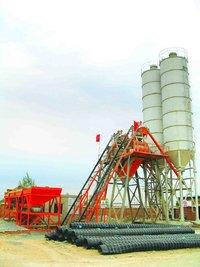 HZS40 Concrete Mixing Plant