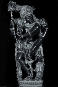 Dancing Shiva Statue With Parvati By His Side 21