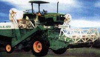 Tractor Driven Harvester Combines