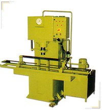 Shaft Straightening Hydraulic Press