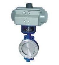 kst pneumatic butterfly valve