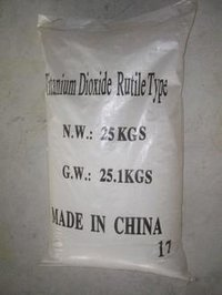 Rutile Titanium Dioxide