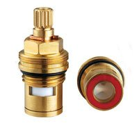 Brass Head Open Faucet Cartridge