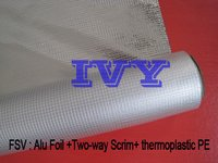 Heat Sealing Alu Foil Scrim