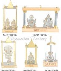 Ganesha & Laxmi Ji Gift Set