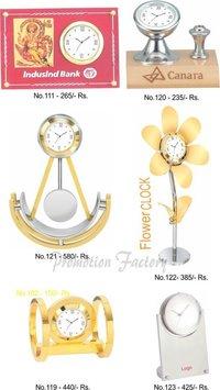 Desktop Clock Items
