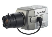 CNB GS3760PF 530TVLines High Resolution Box CCTV Camera