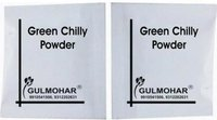 Green Chilli Powder Packaging