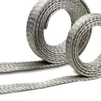Bare/Tin/ Nickle Coated Braided Wire