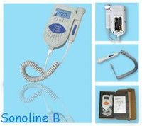 Sonoline B Ce&Fda Fetal Doppler