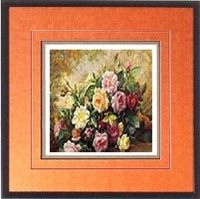 Floral Picture Frames