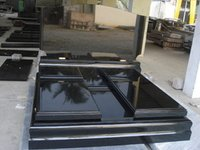 Double Bed Granite Memorials