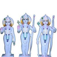 Ram Darbar Marble Statue