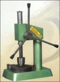 Bangle And Ring Sizing Machine
