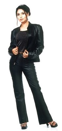 Ladies Leather Wear