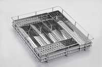 Perforated Premium Box Cutlery Kitchen Basket