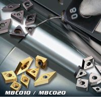 Coated CBN Grades for Machining of Hardened Materials