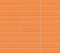 Orange Color Mosaic Tiles