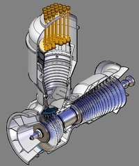 Gas Turbine Components