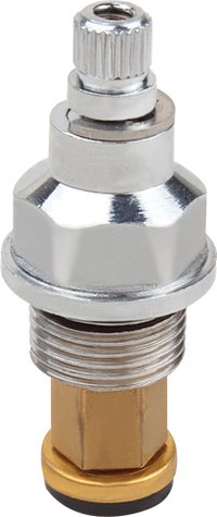Chromeplate Faucet Cartridge 3/8