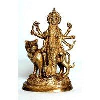 Ambe Maa Brass Idols