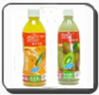 Juice In Pet Bottles